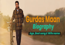 Gurdas Maan Biography