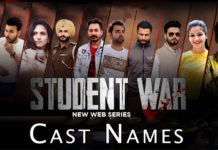 Student War Web Series