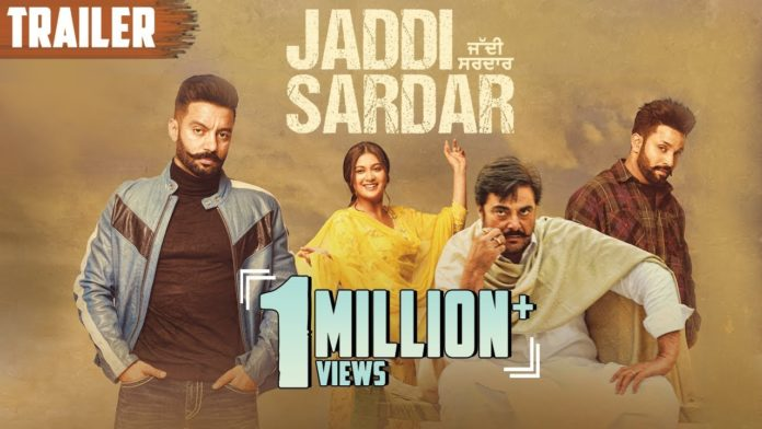 Jaddi Sardar Punjabi Movie