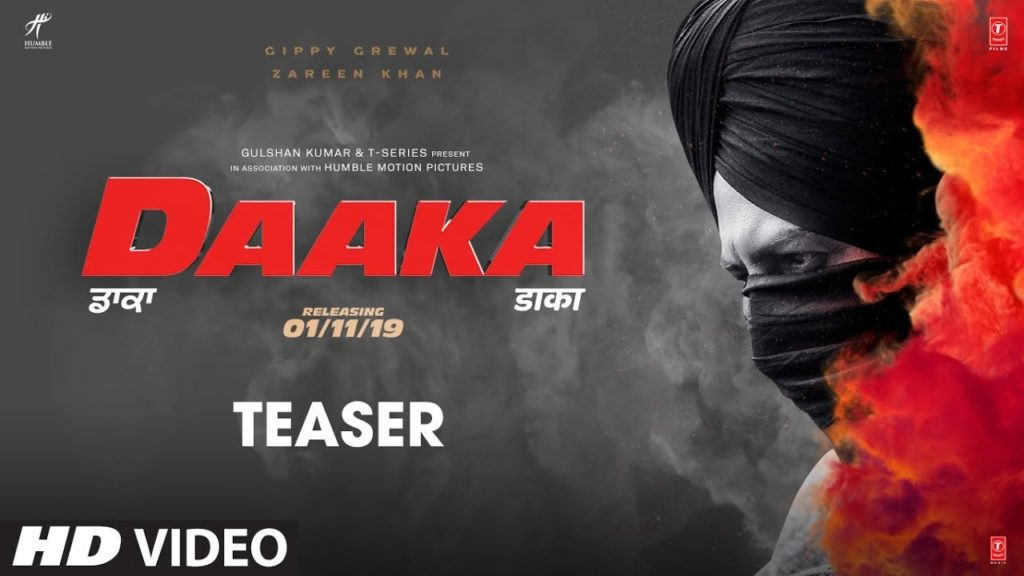 Daaka movie Gippy Grewal