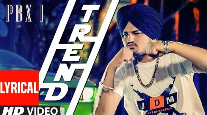 trend song