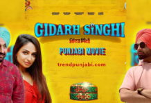 Gidarh Singhi Movie