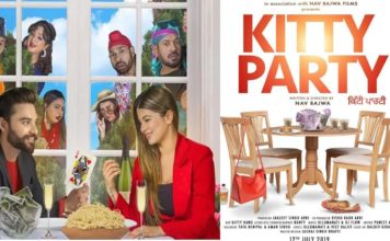 kitty party movie