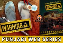 Warning Web Series