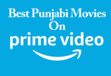 Punjabi movies Amazon Prime