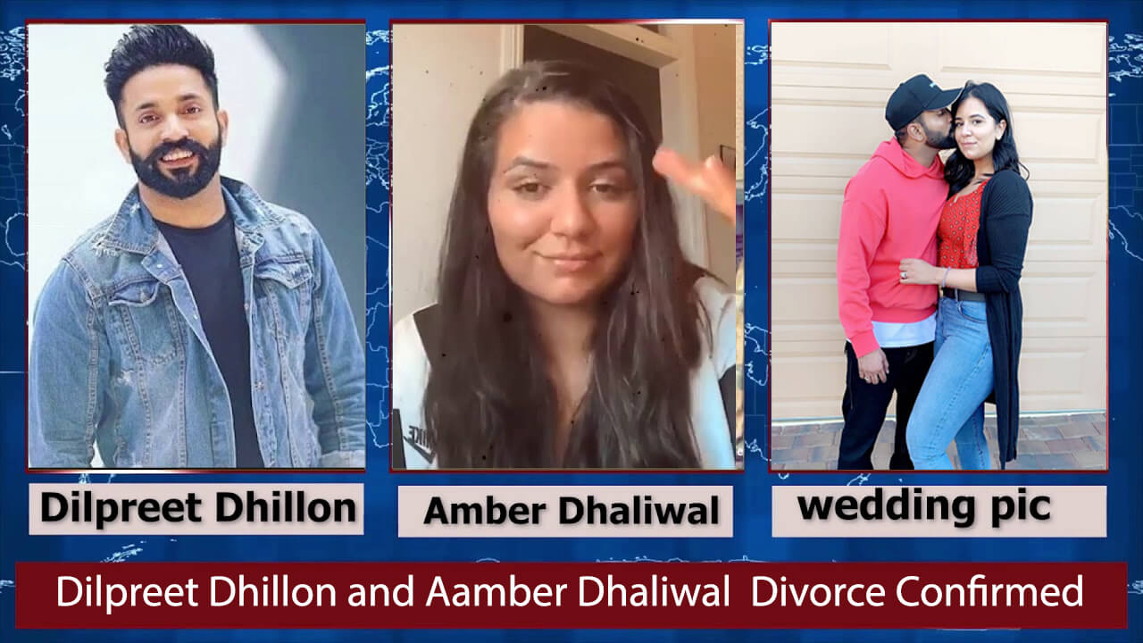 dilpreet dhillon and amber dhailiwal