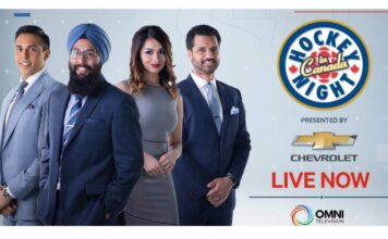 Hockey Night in Canada Punjabi