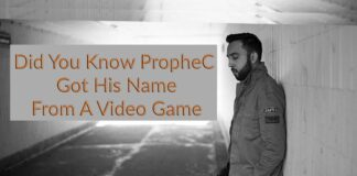 PropheC Name From a Video Game