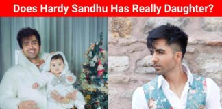 Does Hardy Sandhu Has Really Daughter