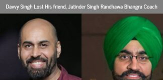 Davvy Singh Lost His Friend